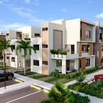 Condo Units from Outside